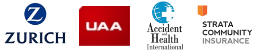 zurich uaa strata accident health logo